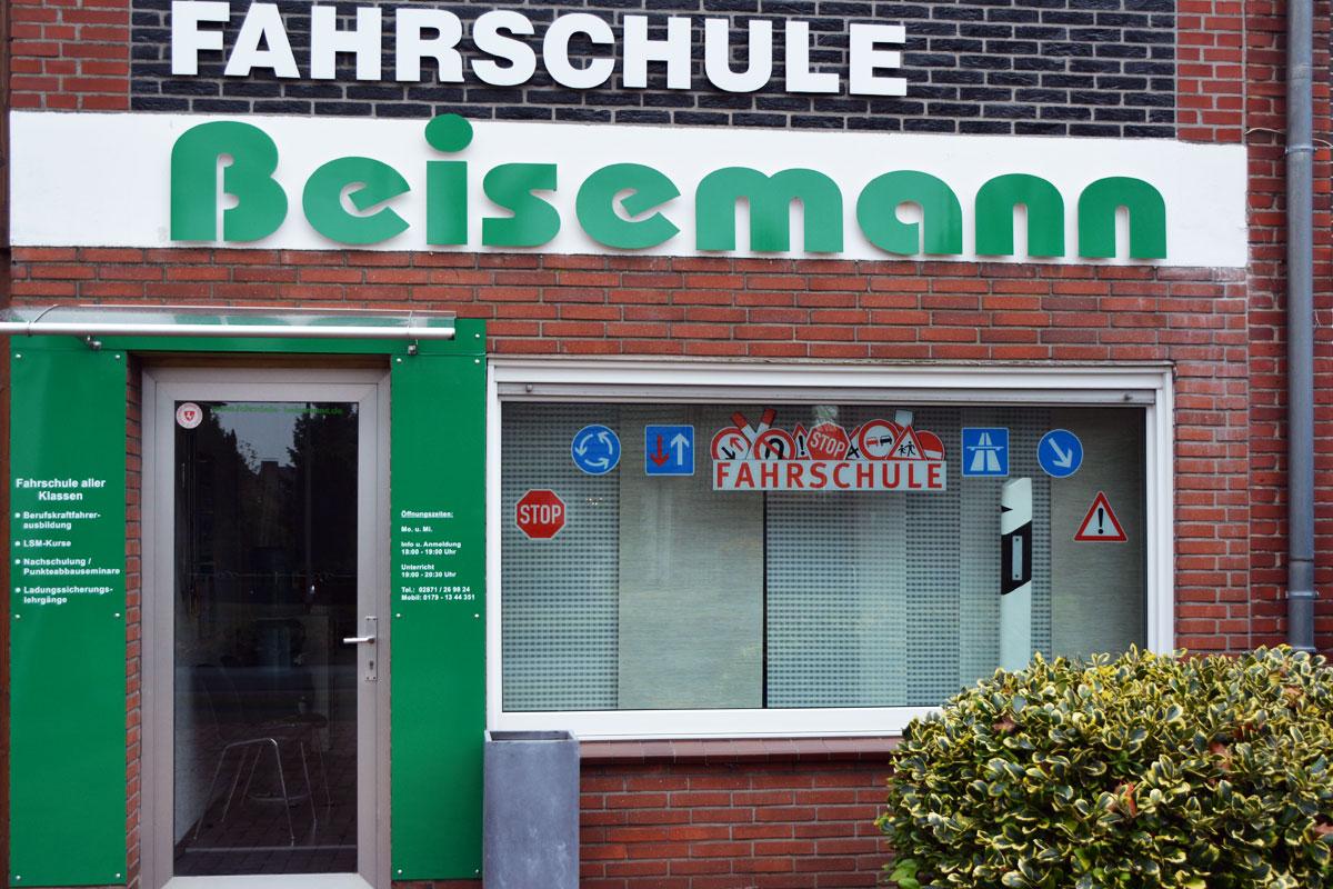 Fahrschule Bocholt Aussenansicht